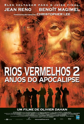 Filme Rios Vermelhos 2 - Anjos do Apocalipse DVDRip XviD Dual Audio