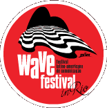 Logotipo do Wave Festival. Blog Publiloucos.