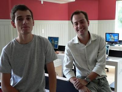 Alex Gonçalves e Guilherme Gaspar. Blog Publiloucos