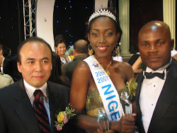 World Miss University Nigeria