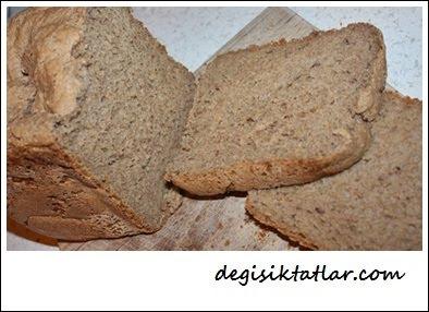 Mısırunlu 7 Tahıllı Ekmek