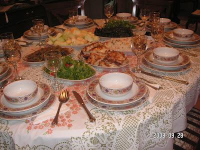 Bir Ramazan,Bir İftar Yemeği