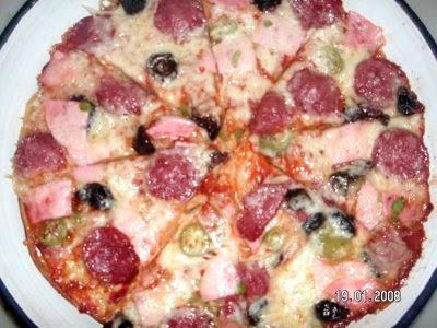 Tavada Nefis Pizza