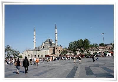Eminönü-İstanbul Yeni Camii