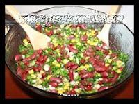Meksika Salatası (Mexican Salad)