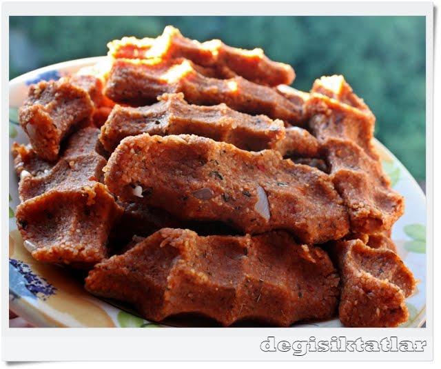 Yalancı Çiğköfte ( Kolay Usul ) & Kotanyi Baharat Yemek Yarışması Etkinliği