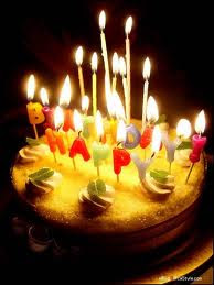 Bugün Benim Doğum Günüm..!
