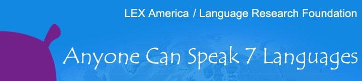 LEX Language Project
