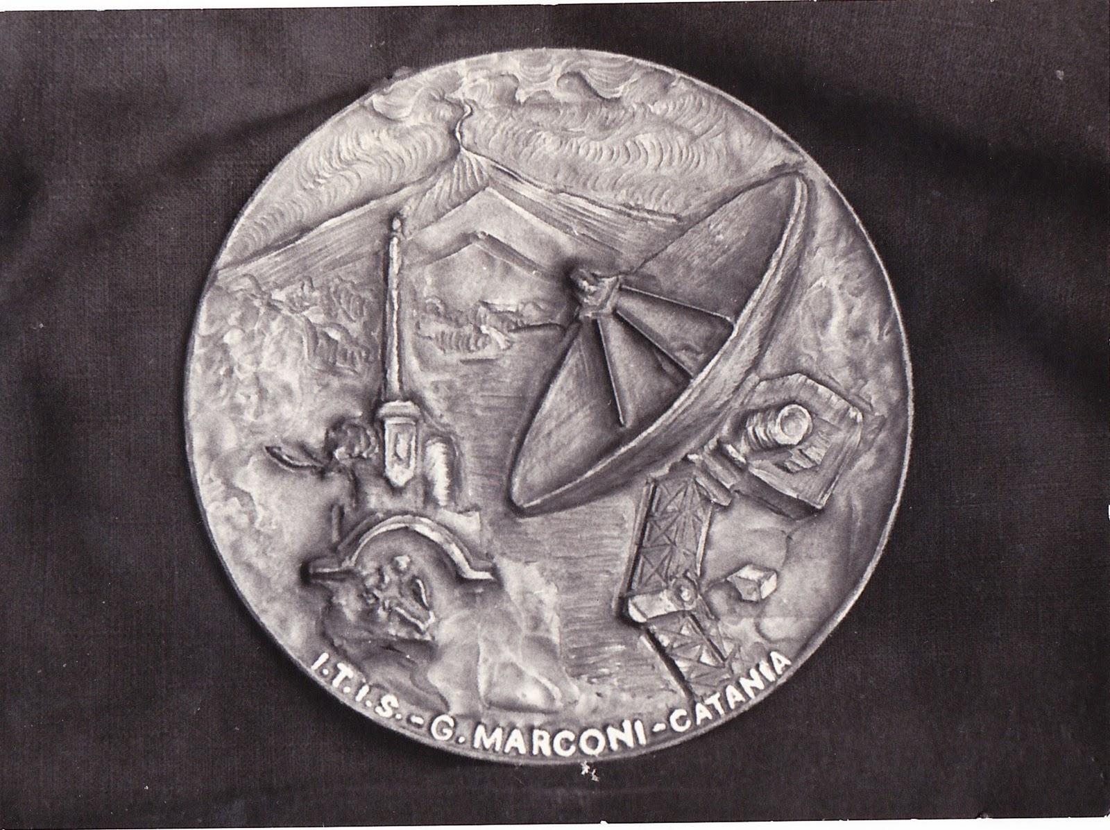 Guglielmo Marconi Stamps Catania 4 12 1988 Itis