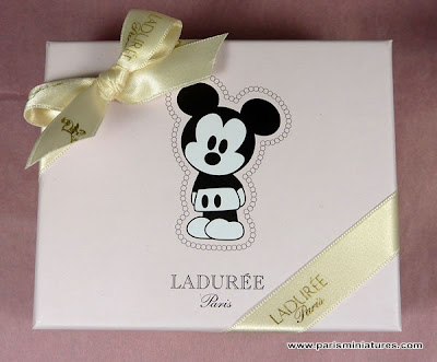 Ladurée Mickey Mouse Macaroon Box