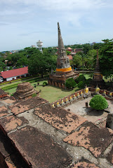 Chedi At Wat Yai ChaiMongKhon