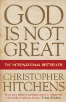 Book Cover for God is not Great by Christopher Hitchens