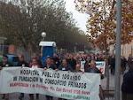 Mobilitzacions per la sanitat pública a Mollet