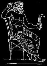 Cronos/Saturno - Deus do tempo