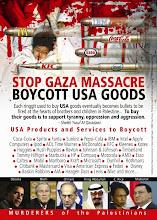 Boycott USA Goods