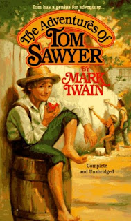 Life is like a book: The Adventures of Tom Sawyer summary