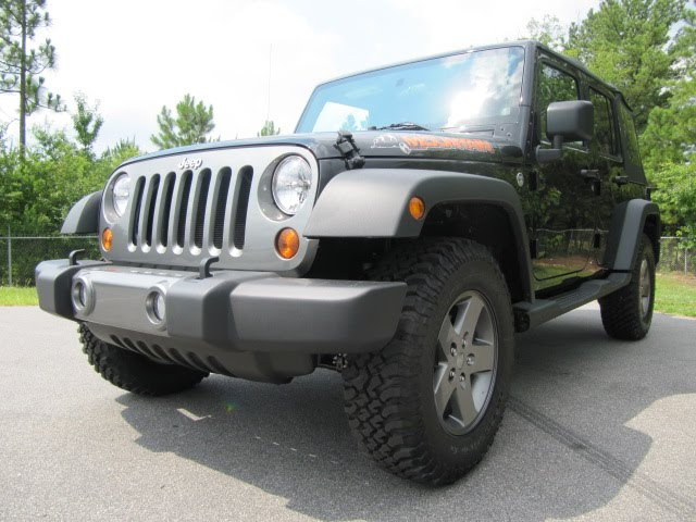 Hendrick Chrysler Jeep: **2010 Jeep Wrangler Unlimited Mountain ...