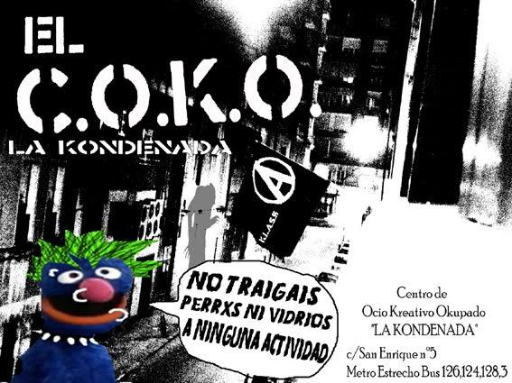C.O.K.O. LA KONDENADA