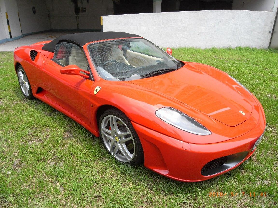 TEZTA Performance: 2005 Ferrari F430 Spider for Sale RHD