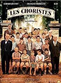 Los Coristas. año 2004