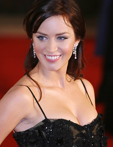 Excellent question Sexy emily blunt pics