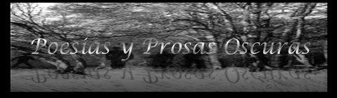 Poesias y prosas oscuras