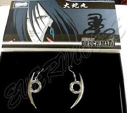 Brincos do Orochimaru - Naruto