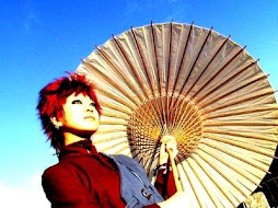 cosplay do Gaara