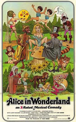 Alice in wonderland a musical porno