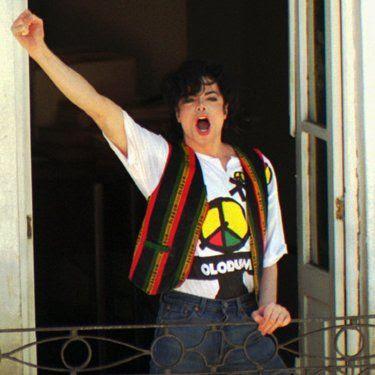 Michael Jackson O Rei do Pop no Brasil