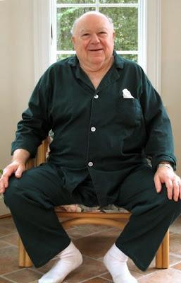 Old men blog Chubby