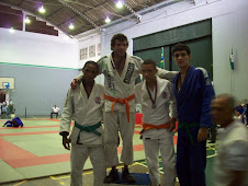 Campeão Inter Regional de Judô!