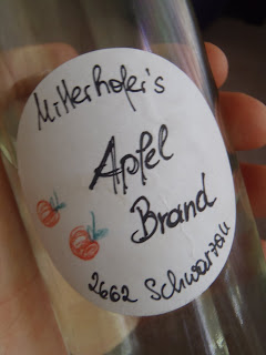 Mitterhofer Apfelschnapps