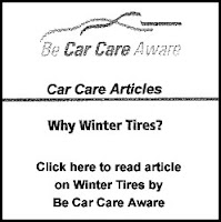 Click here to read article Be Car Care Aware Why Winter Tires?