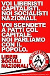 CENTRO STUDI SOCIALISMO NAZIONALE