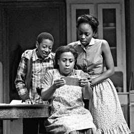"""a story of familys digniity in a raisin in the sun by lorraine hansberry A raisin in the sun"""" and a bollywood lemon  and the play's twenty-nine-year- old first-time author, lorraine hansberry,  she also captured the humiliation and  dignity of their struggle to survive  lena, who desires only the well-being of her  family, has a hankering for """"a little old two-story somewhere,."""