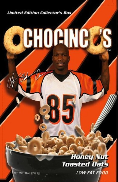Chad Ochocinco