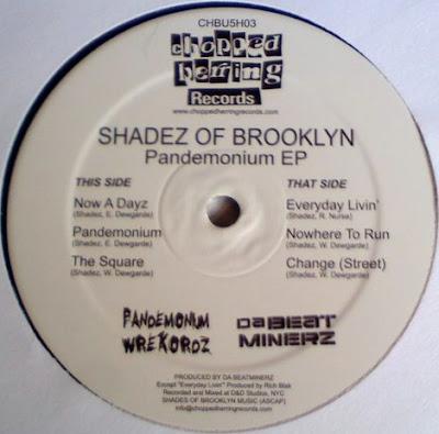 Underground Hip Hop Lounge Shadez Of Brooklyn