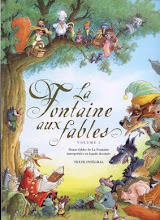 Les fables de La Fontaine.