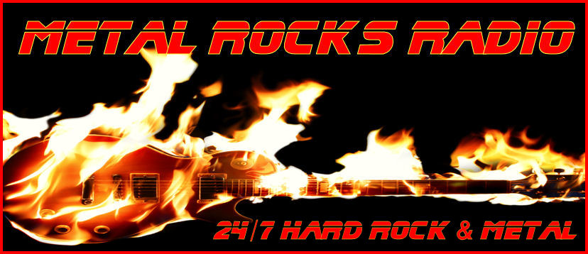 Metal Rocks Radio Merchandise