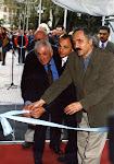 """Inauguracíon Feria del Libro Mar del Plata """"Puerto de Lectura 2007"""""""
