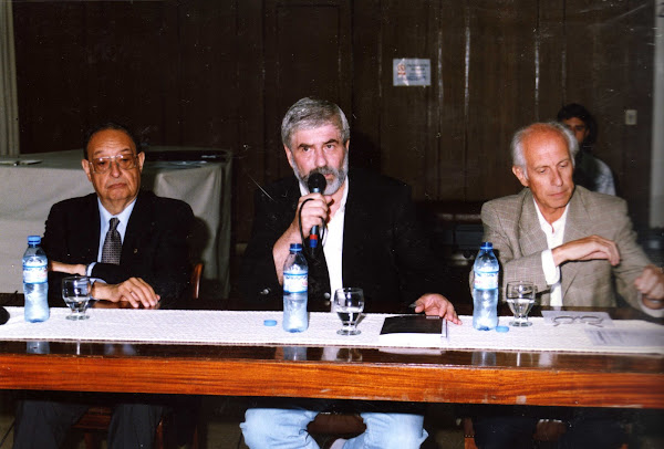 1º Charla Literaria de la Sociedad Argentina de Escritores 2008