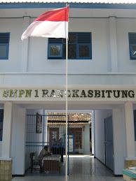 SMPN 1 Rangkasbitung-Lebak, Banten