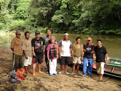 Pak Wahyu Tamaela, Sarah dan Trans 7 Crew