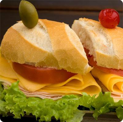 Emagreça e ganhe saúde com o sanduíche certo