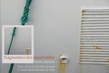 Exposição Fotografia Adelino Marques - Fragmentos des.Construidos