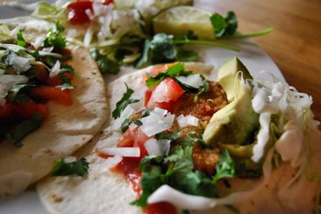 Mahi Mahi Fish Tacos on Fish Tacos Recipe By Request   Claiborne House Bed And Breakfast