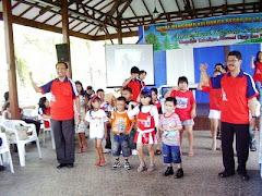 acara anak-anak staf/dosen