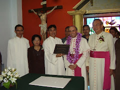 Duta Vatikan memberkati Kapel De La Salle