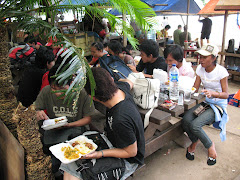 peserta lagi lunch